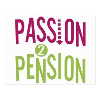 Pension de la passion 2 cartes postales