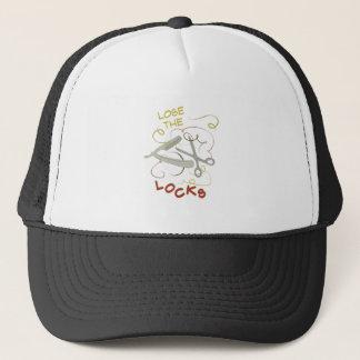 Perdez les serrures casquette