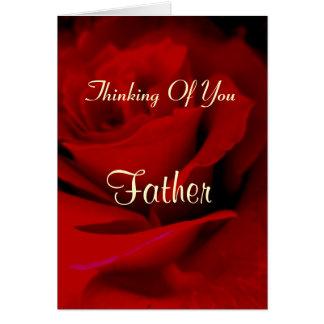 Père Carte De Vœux