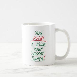 Père Noël secret Mug