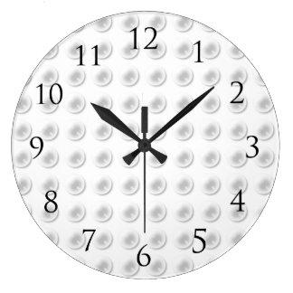 Perle Grande Horloge Ronde