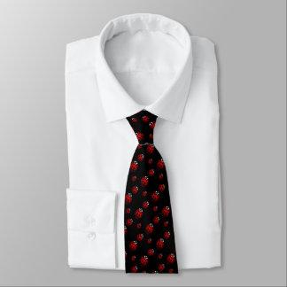 Personnaliser de cravates de coccinelle de