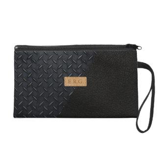 Personnalisez le sac à main fascinant noir de