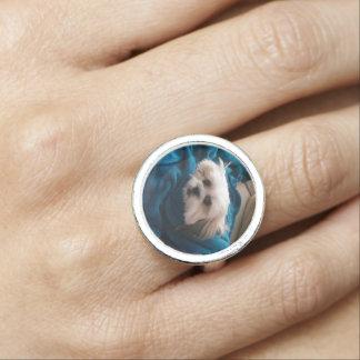 Personnalisez votre propre anneau de photo bague avec photo