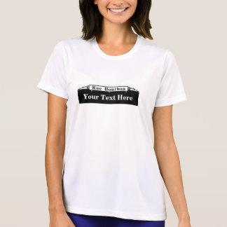 (Personnalisez) votre Signe-Mardi Gras de rue de T-shirt
