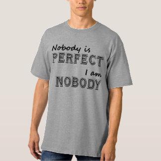 Personne T-shirt parfait d'amusement