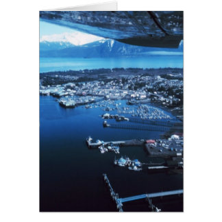 Pétersbourg Alaska Carte