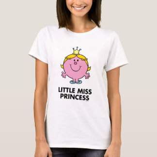 Petit arrière - plan de couronne de Mlle le T-shirt