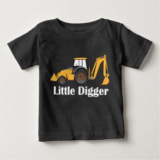 Petit bêcheur -  fin de T-shirt du Jersey de bébé