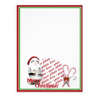 Petit cadre de photo de Père Noël Robo-x9
