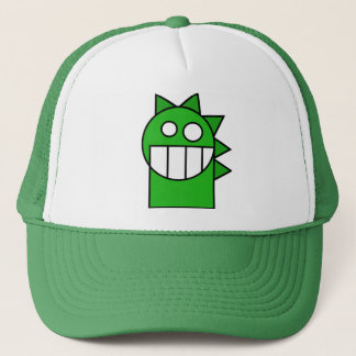 Petit casquette vert de dragon