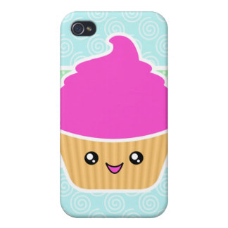petit gâteau 4G mignon Coque iPhone 4