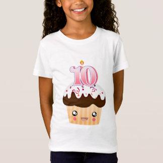 Petit gâteau T - rose de 10 ans T-Shirt