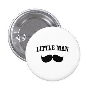 Petit homme badge rond 2,50 cm