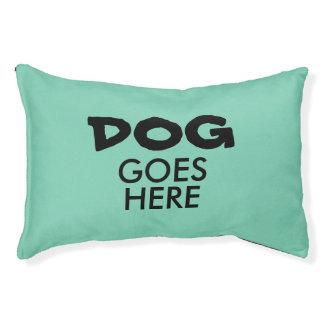 Petit lit de chien