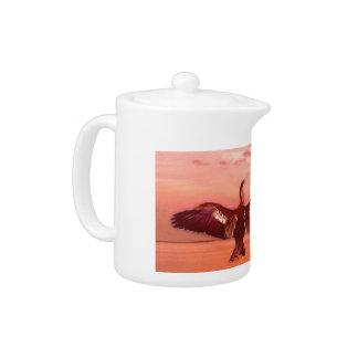 Petit pot de thé