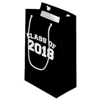 Petit Sac Cadeau Classe de 2018