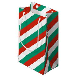 Petit Sac Cadeau Drapeau de la Bulgarie ou du Bulgare
