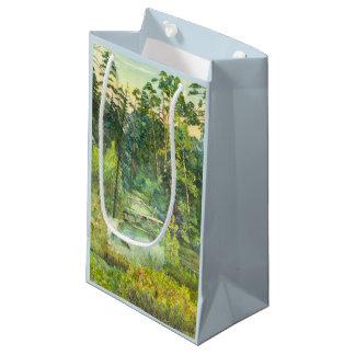 Petit Sac Cadeau Forêt