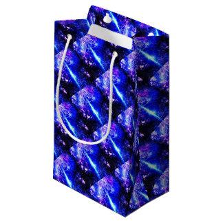 Petit Sac Cadeau Koi iridescent cosmique
