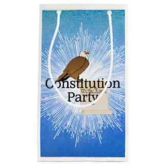 Petit Sac Cadeau Partie de constitution de PIÈCE EN T