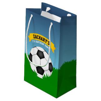 Petit Sac Cadeau Partie du football