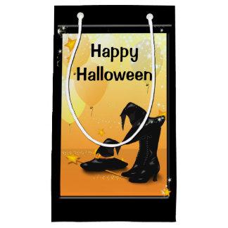 Petit Sac Cadeau Partie enchanteresse SGB de sorcière de Halloween