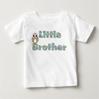 Petit T-shirt coloré de frère et de hibou