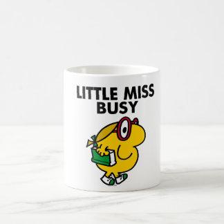 Petit temps de lecture de Mlle Busy   Mug