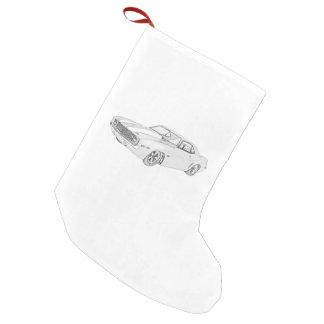 Petite Chaussette De Noël Chevy 1969 Camaro