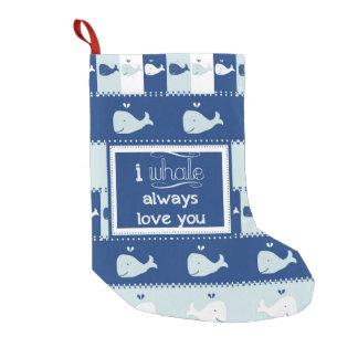 Petite Chaussette De Noël I de baleine amour toujours vous