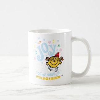 Petite joie de Mlle Sunshine   au monde Mug