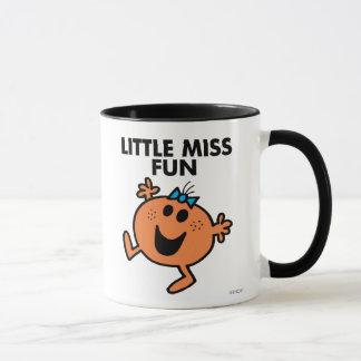 Petite Mlle Fun Waving Joyously Mug