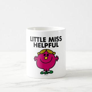 Petite Mlle Helpful Classic Mug Blanc
