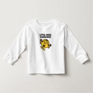 Petite Mlle Sunshine T-shirt Pour Les Tous Petits