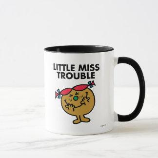 Petite Mlle Trouble   riant Mug