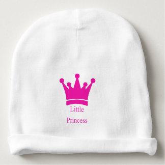 Petite princesse - un bébé royal bonnet pour bébé
