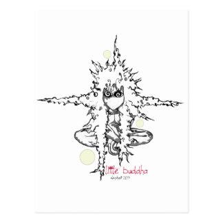petites bulles de Bouddha Cartes Postales