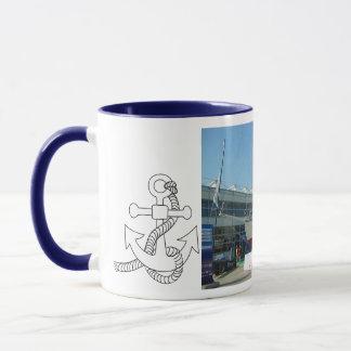 Petits bateaux à voile, salon nautique de mug