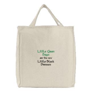Petits sacs verts