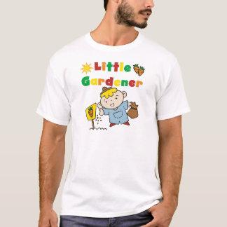 Petits T-shirts et cadeaux de jardinier de garçon