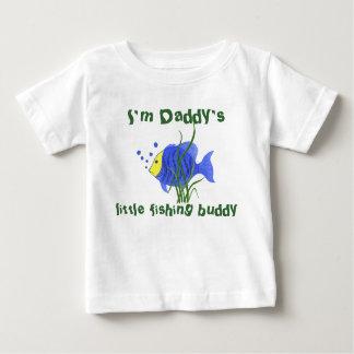 Peu d'ami de la pêche du papa - T-shirt