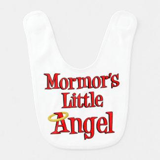 Peu de bavoir de l'ange de Mormor