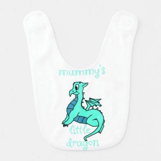 Peu de bavoir du dragon de la maman (unisexe)