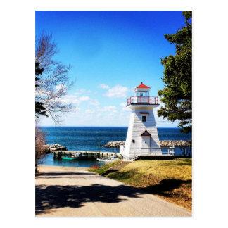 Phare Bridgetown la Nouvelle-Écosse Canada de Cartes Postales