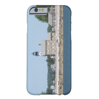 Phare d'île de Sheffield, le Connecticut Coque iPhone 6 Barely There
