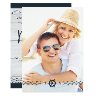 Phare nautique du FAIRE-PART DE MARIAGE | de LDS