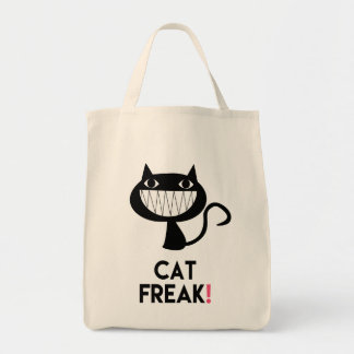 Phénomène de chat ! Sac fourre-tout à amusement