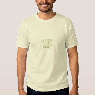 Phi Verhouding 1 Tshirts