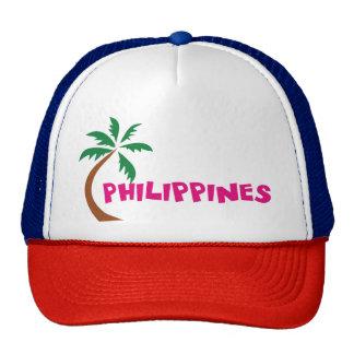 Philippines tropicales casquette de camionneur
